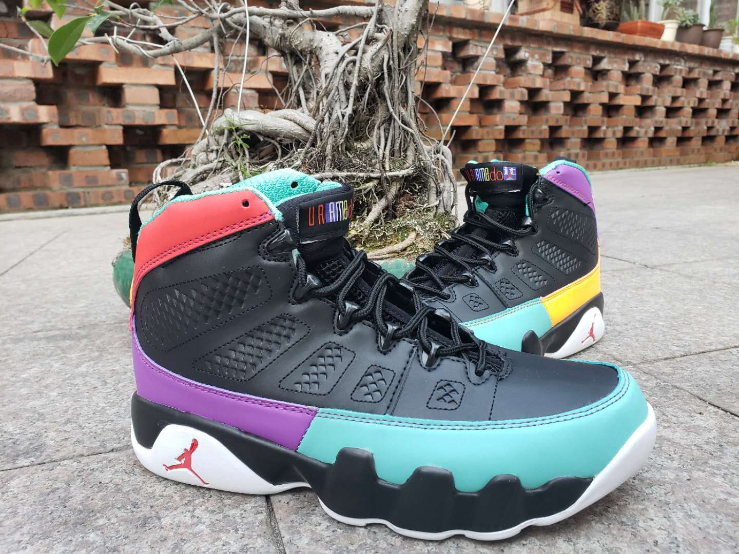 Air Jordan 9 Dream It Do It Shoes